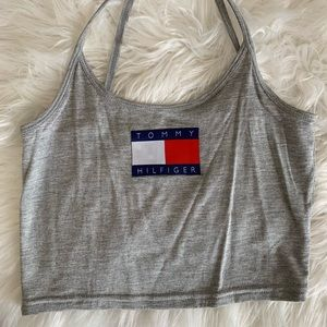 Tommy Hilfiger inspired tank